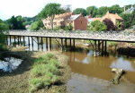 ruswarp railway bridge