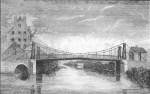ruswarp suspension bridge