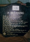 blessing plaque2