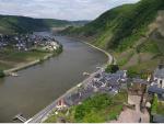 view from castle metternich
