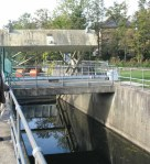 town lock sluice