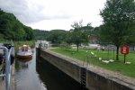 Lohnburg lock