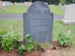 updike gravestone